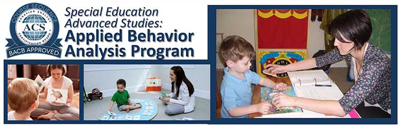 MSU-Applied Behavior Analysis Program header